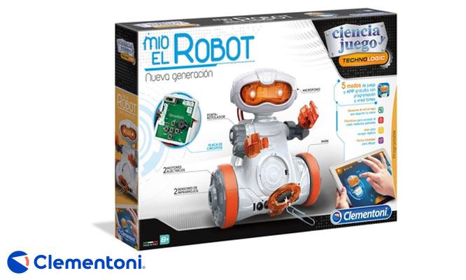 MIO EL ROBOT Nueva Generacion Clementoni® delivery
