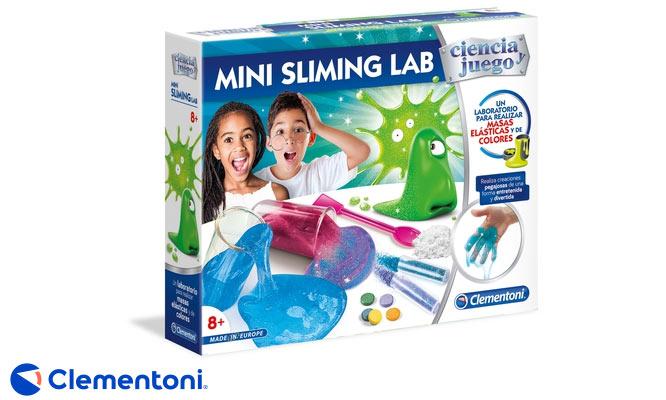 Mini Sliming Lab Clementoni® delivery
