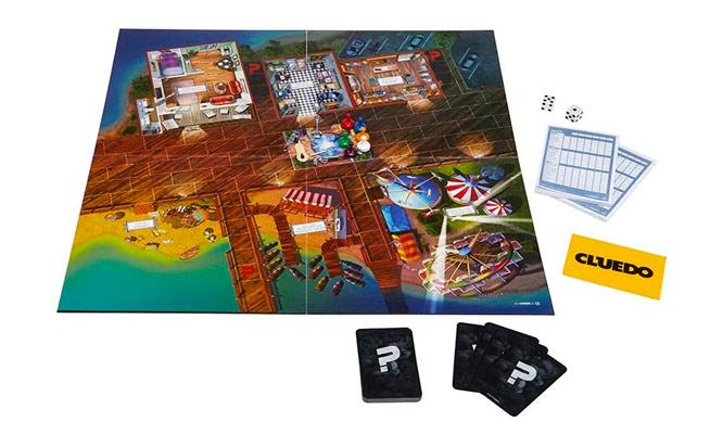 Juego Clue clasico Hasbro Games® delivery