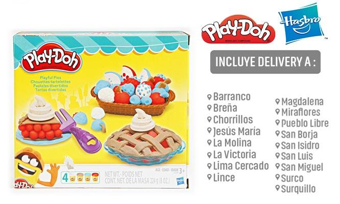 Set Play Doh® Pasteles Divertidos Hasbro® delivery