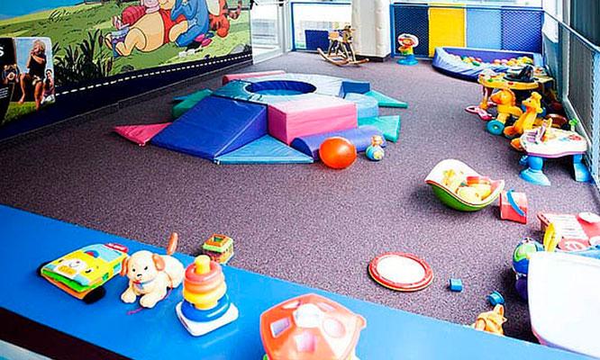1 o 2 Horas de Niño Adulto de Lunes a Domingo en ¡SMALL PLACE!
