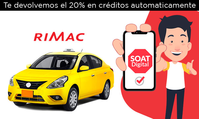 SOAT Electronico ! SOAT Virtual!