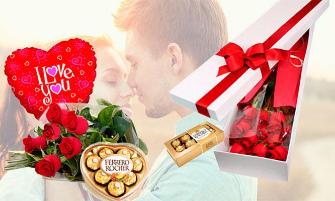 Rosas con opcion a chocolates y peluches ¡Sorprende Al ser amado con Solo Detalles!