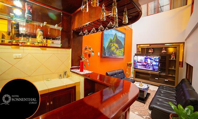 Cusco noche romantica en Suite desayunos para dos