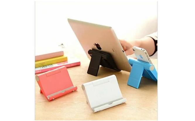 Pack de 3 Soportes universales para Smartphone y Tablet delivery