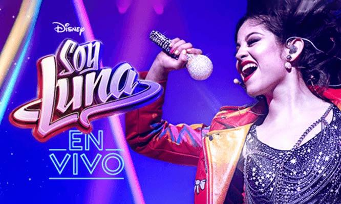 Soy Luna - El Musical en Vivo el original de Disney ¡Elige zona!