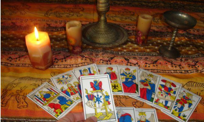 Lectura de Tarot Marsella Cartas Angelicales ONLINE
