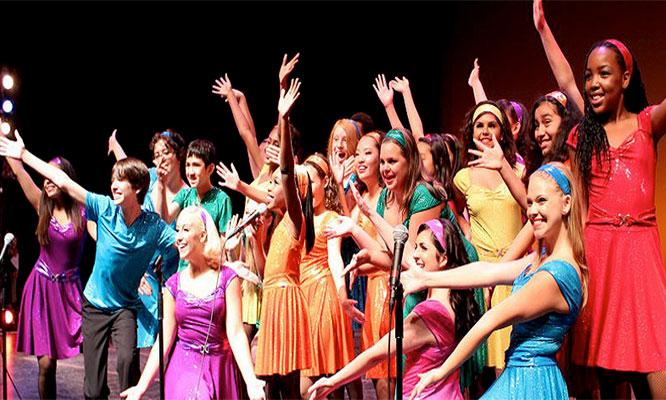 10 clases de Teatro musical para niños de 4 a 10 años