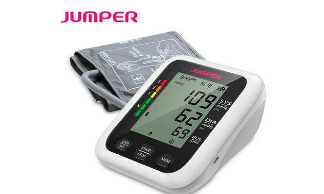 Tensiometro electronico medicinal marca Jumper ¡Incluye delivery!