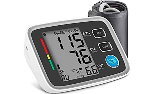 Tensiometro electronico medicinal marca Alphago Med ¡Incluye delivery!