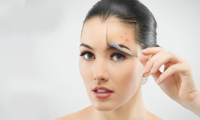 Rejuvenecimiento facial antimanchas o antiacne con LED evalucaion genie skin y mas