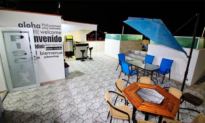 Punta Hermosa 1 o 2 noches para dos acceso a piscina estacionamiento terraza y mas