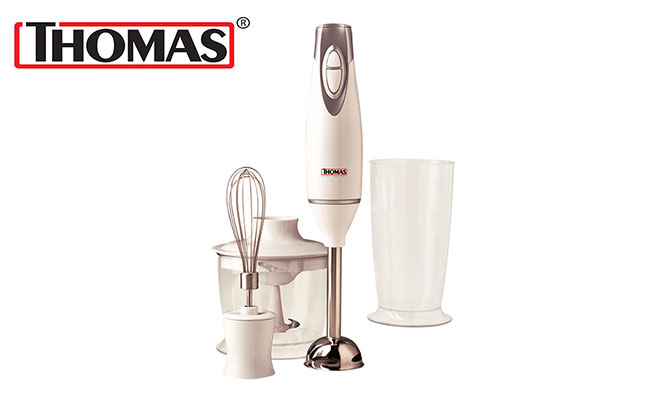 Batidora de mano Mixer Thomas Th-8720 blanco