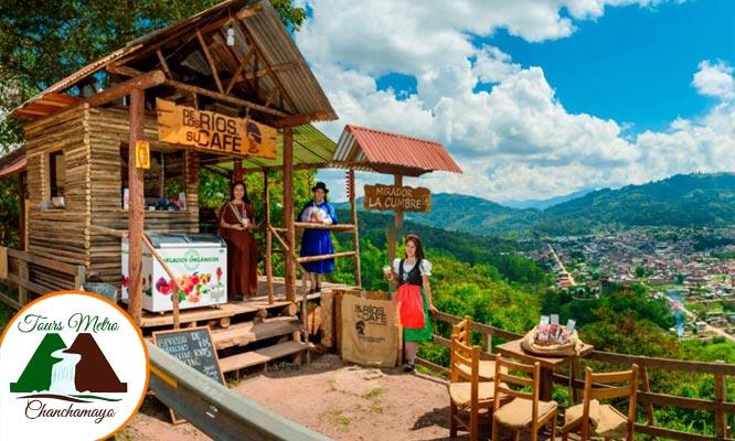 Selva Central 3D/2N alojamiento a eleccion con eleccion de destinos turisticos