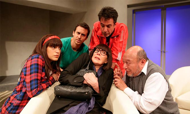 TOC*TOC La Comedia del Año en el Teatro Luiggi Pirandello