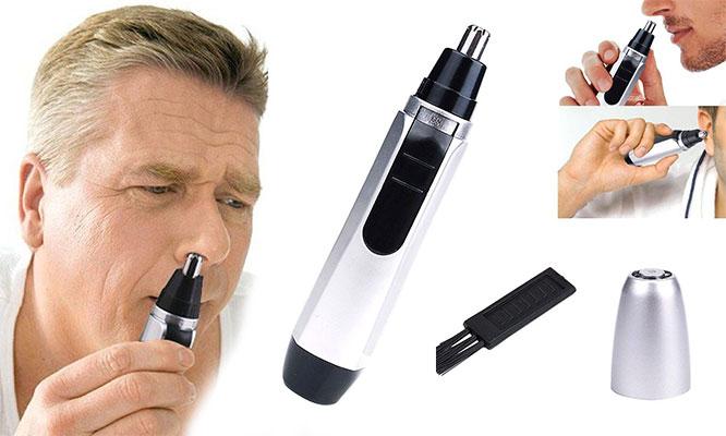 Depilador recortador de vello nasal y de oidos a S/1990