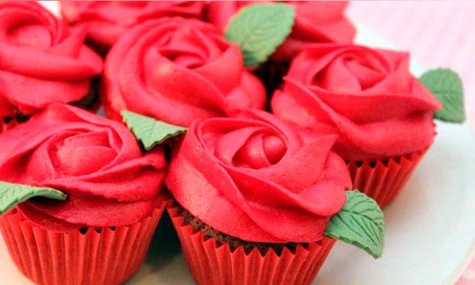 Ramo de cupcakes en color a elegir