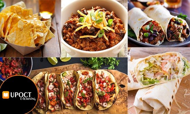 Clase online de cocina mexicana con UPOCT E- Learning