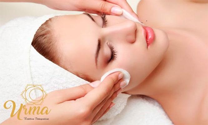 Limpieza facial intensiva Peeling de Punta de Diamante Extraccion de Comedones y Mas