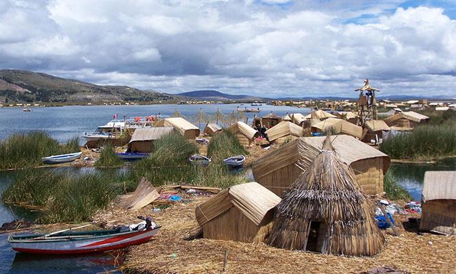 4D/3N en Puno con pasaje aereo alojamiento tours y mas