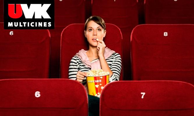 UVK Descuento en entrada de cine