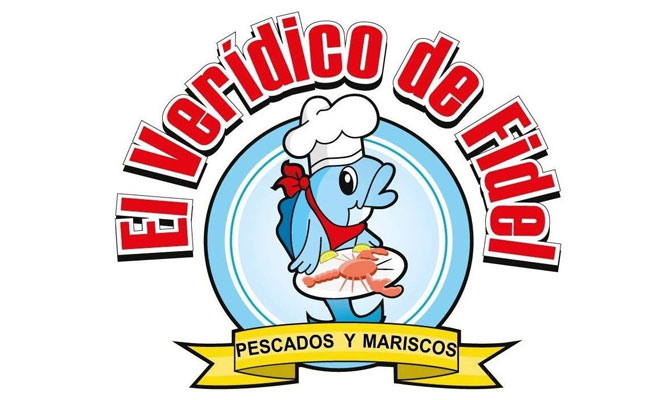 Veridico de Fidel arroz con mariscos ceviche chicharron de pescado