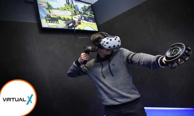 Compra tu Daypass y juega ilimitadamente por 1 dia ¡Hoy se juega en Virtual X!