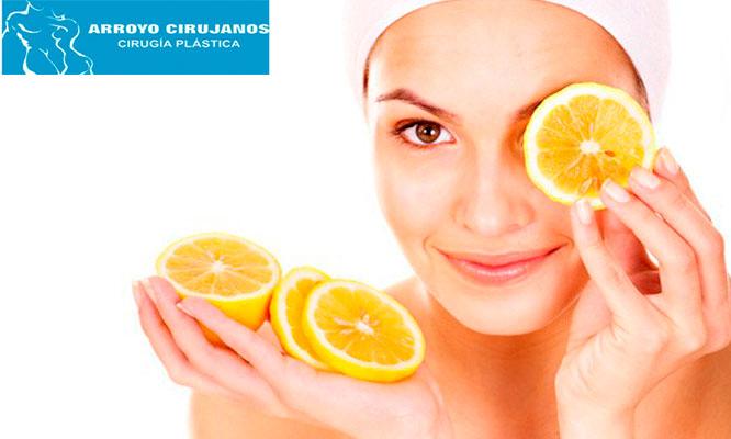 PRP facial profundo punta de diamante velo de colageno aplicacion de vitamina C