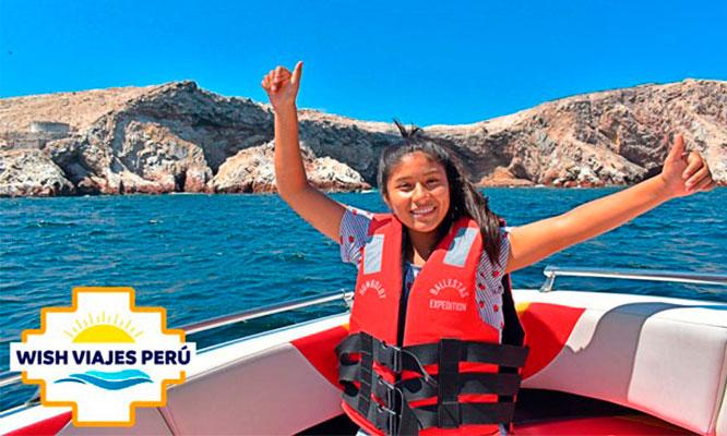 Full Day Paracas - Huacachina Incluye Transporte turistico guia Desayuno y mas