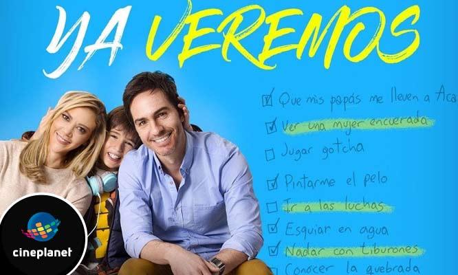 Cineplanet Descuento en 2 entradas 2D combo Valido para Lima y Provincias