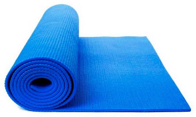 Yoga Mat colchoneta para ejercicios de yoga o pilates 100% antibacteriano