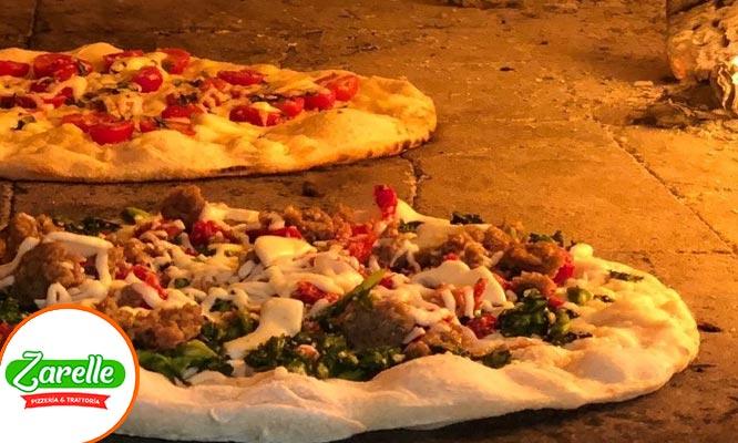 2 pizzas super grandes a eleccion de lunes a viernes